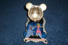 Disney Soda Fountain Dssh Cinderella Fairy Godmother Gold Coach Le 400 Pin