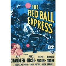 The Red Ball Express - DVD - Trucker Adventure / Drama