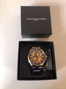 Men's Tommy Hilfiger Automatic watch.
