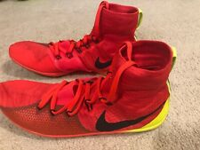 uk availability e0675 ae102 NWOB Nike Zoom Victory XC 4 Pista Cross Country Pinchos Hombre 11.5 Rojo  Vivo