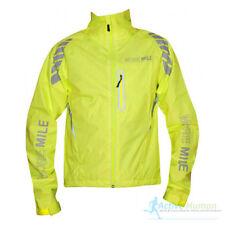 Abbigliamento arancione per ciclismo uomo taglia L