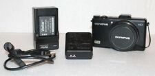 Olympus Stylus XZ-1 10.0MP Digital Camera - Black