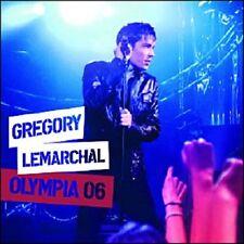 27322//GREGORY LEMARCHAL OLYMPIA 2006 CD EN TBE