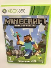 Minecraft Video Game XBOX 360 Edition PAL Microsoft 2013