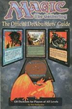 Magic: The Gathering -- Official Deckbuilder's Guide
