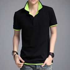 Polyester Solid T-Shirts for Men