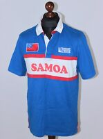 Samoa national rugby union team shirt jersey World Cup 2015 Size XL