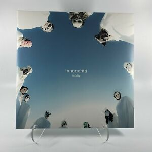 Moby - Innocents Vinyl Record LP 2013 Pressing