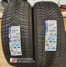 All-Season Tire Michelin Cross Climate XL M+S 245//45R17 99Y