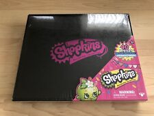 Brand New Sealed Shopkins Black Mystery Edition Box Girls Gift