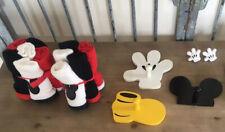 Disney Bathroom Mickey Parts Hooks Shoe Hand Head Door Pulls Towels
