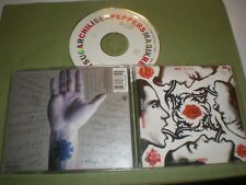RED HOT CHILI PEPPERS blood sugar sex magik cd