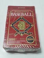 Donruss 1992 Major League Baseball Cards Series II 36 Count Factory Sealed ELITE