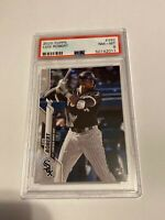 2020 Topps Luis Robert Rookie Card RC #392 PSA 8 NM-MT White Sox