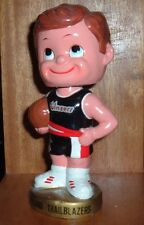 "1970 Portland Trailblazer Bobblehead NBA ""Ceramic"" figure bobbin head"