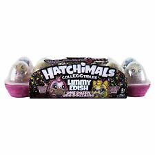 Hatchimals CollEGGtibles Limmy Edish GLAMFETTI 12-Pack Egg Carton Figures
