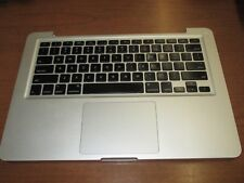 "APPLE MACBOOK PRO A1278 2010 13"" TOP CASE TRACK PAD KEYBOARD 661-5858 661-5561"