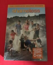 SHAMELESS SHOWTIME SEASON 2 Two 2nd Second (DVD, 2012, 3-Disc Set) NEW Sealed!