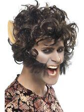 Parrucca Halloween Carnevale Lupo Mannaro Smiffys *11850 Accessorio costume