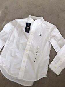 boys ralph lauren shirt age 4