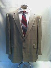 Evan Picone Sport Coat Jacket Blazer Wool Mens Size 46 R