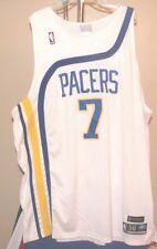 Indiana Pacers NBA Reebok White Jermaine O'Neal size 56 Basketball Jersey
