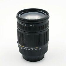 Sigma 18-250mm 1:3,5-6,3 DC OS HSM - Objektiv für Canon EF-S - gebraucht