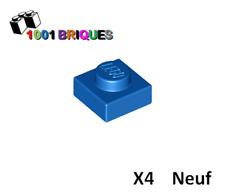 dark blue, earth blue Plate 1x1 bleu foncé 10 x LEGO 3024 Plaque NEUF NEW