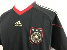 GERMANY Deutschland 2009/10 ADIDAS Soccer football Large Climacool Jersey