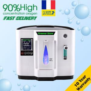Portable Soins à domicile Concentrateur d'oxygène Générateur Machine 1-6L/min