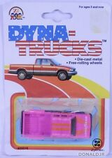 Zee Dyna-Trucks Chevy/GMC Dually Crew Cab C3500 Pickup Dooley MOC 1/64 Scale
