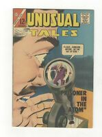 UNUSUAL TALES #42 (Charlton) -- November 1963 -- VG/FN GIORDANO COVER