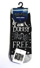 Harry Potter Free Dobby House elf Shoe Liner Socks UK 4-8 EU 5-6 - NEW