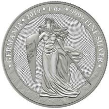 5 Mark Silberunze Germania 1 Unze oz Silber Silver BU 2019