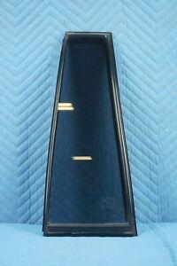 Infiniti QX56 QX80 Rear Door Vent Glass w/Weatherstrip Driver Side OEM