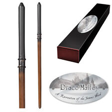OFFICIAL HARRY POTTER DRACO MALFOY REPLICA PROP WAND NEW IN COLLECTOR BOX