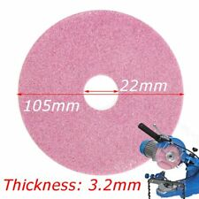 105x3.2mm Grinding Wheel Disc Chainsaw Sharpener Grinder .325 and 3/8lp chain