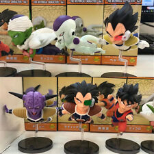 6pcs Dragon Ball Z DBZ Super WCF World Collectable 30th Vol.2 Figures Toy In Box