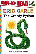 The Greedy Python (The World of Eric Carle)-ExLibrary