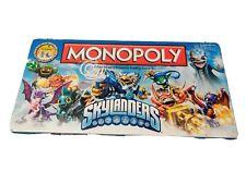 HASBRO 2013 Skylanders Monopoly Collector's Edition Board Game Complete CIB