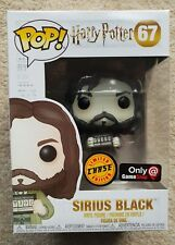 Funko Harry Potter POP Sirius Noir Chase Gamestop Exclusive UK en main
