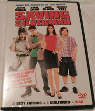 Saving Silverman (Dvd, 2001, R-Rated Version) Jason Biggs Free Shipping *