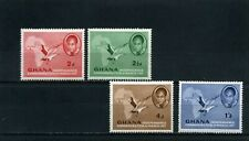 GHANA.- SC 1-4  FIRST STAMPS  1957  {4}
