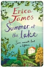 Summer at the Lake by James, Erica, Good Book (Paperback) Fast & FREE Delivery!