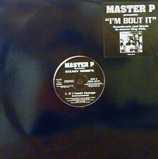 MASTER P FEAT STEADY MOBB'N  -  IF I COULD CHANGE  -  SINGLE LP, 1997 - PROMO