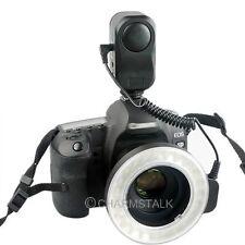 WanSen W48 LED Makro Macro Ring Flash Lighting for DSLR CANON NIKON Camera 48