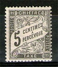 TIMBRE TAXE N° 14 NEUF * GOMME ORIGINALE
