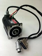 Panasonic MFA015HATNSB AC Servo Motor, 150W 5000RPM, Used