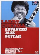 LARRY CORYELL ADVANCED JAZZ GUITAR HOTLICKS DVD HOT341 LEARN TO PLAY TUITIONAL