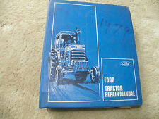 1979 Ford Tractor Original Repair manual